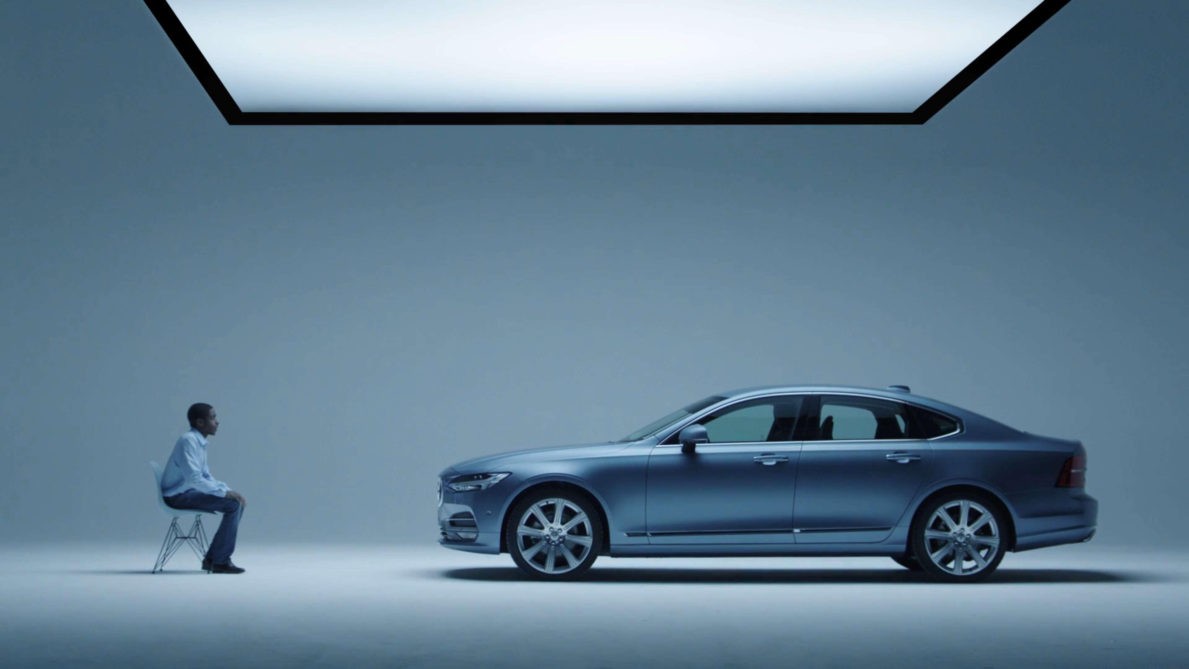 Volvo - HR90-