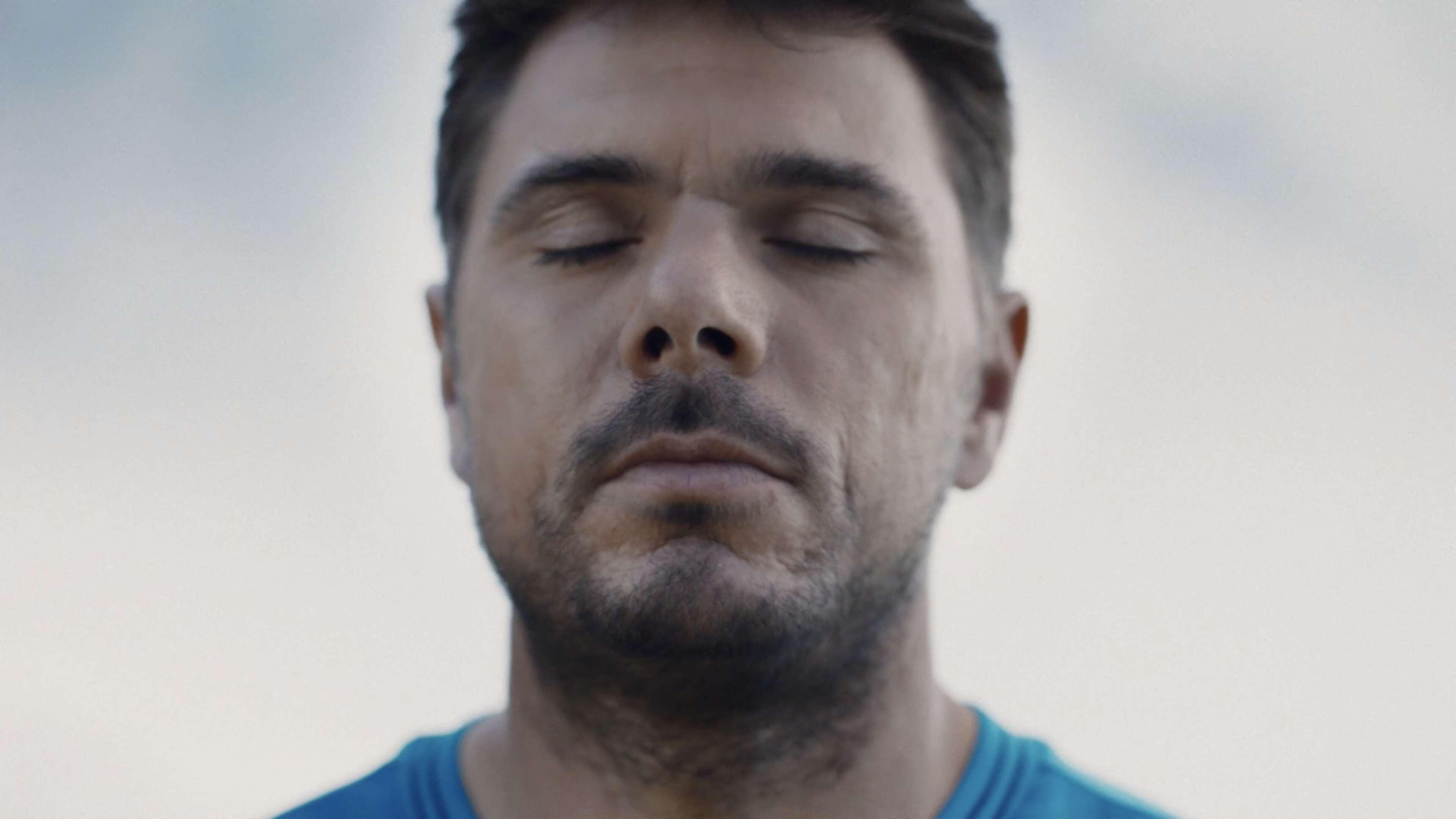 YONEX - Stan Wawrinka-commercial